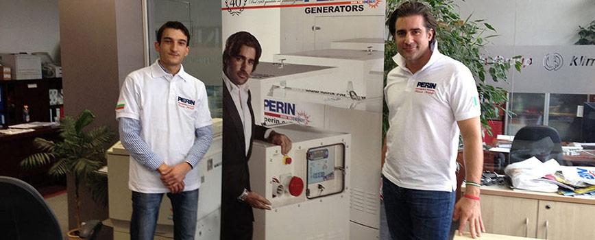 elektrische Generatoren