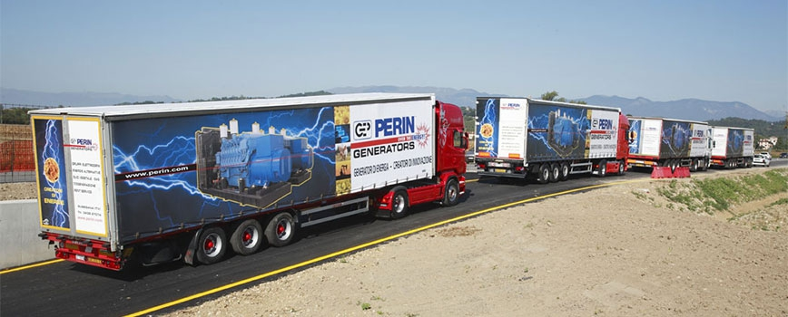 Perin camionnage