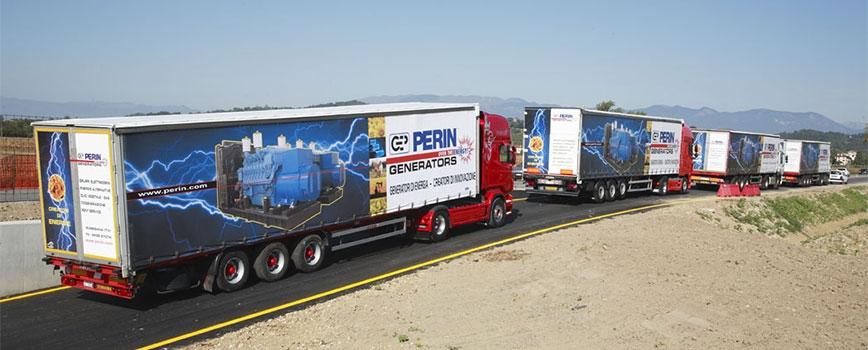 Perin trucking