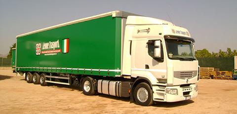 Perin generatori autotrasporti Sardegna