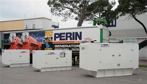 Perin generators Noleggio