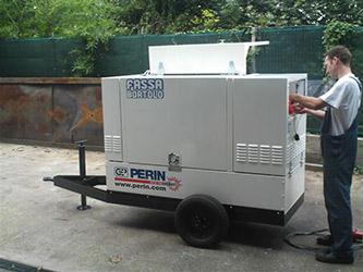 Servizi generatori Perin